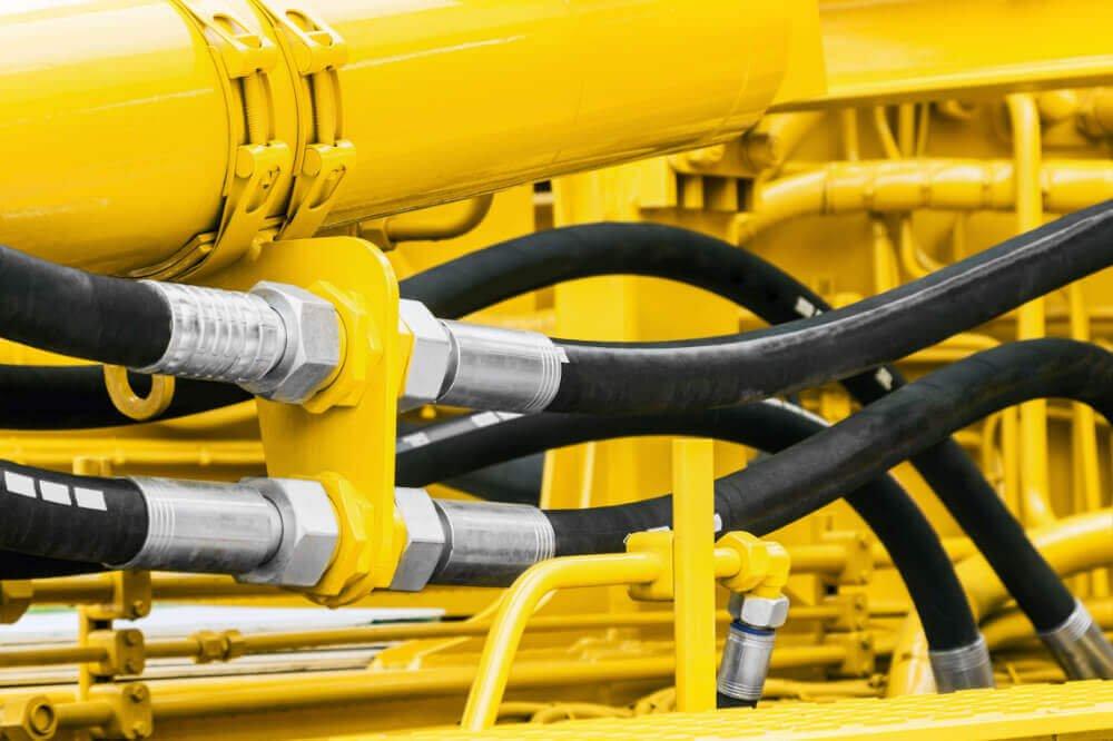 Tuyaux hydrauliques